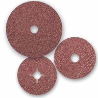 Resin Fibre Discs - Aluminium Oxide - Various Sizes
