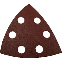 Delta Type Velstick Discs 6 Hole E28V Aluminium Oxide Stearated 'E' Weight - 93 x 93mm