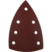 Delta Type Velstick Discs 7 Hole E28V Aluminium Oxide Stearated 'E' Weight - 100 x 145mm