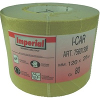 Painter's Rolls - Aluminium Oxide - 120mm x 25m - Various Grits