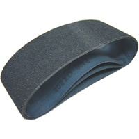 Portable Sanding Belts - Black Cork - Various Sizes & Grits