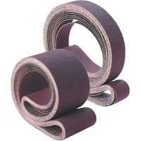 Linishing Belts - Aluminium Oxide - General Purpose - Various Sizes & Grits