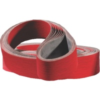 Linishing Belts - Full Ceramic with Top Size - Premium - Various Sizes & Grits