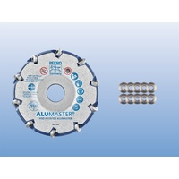 ALUMASTER High Speed Disc HSD-F 115/125 ALUMASTER