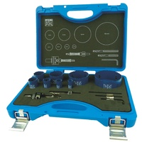 13pc Bi-Metal  Electricians Hole Saw Set LS-SO 9 E-1