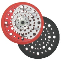PFERD Net Type Backing Pad - 150mm (For Dust Free Sanding)  Backing Pad Multi Hole